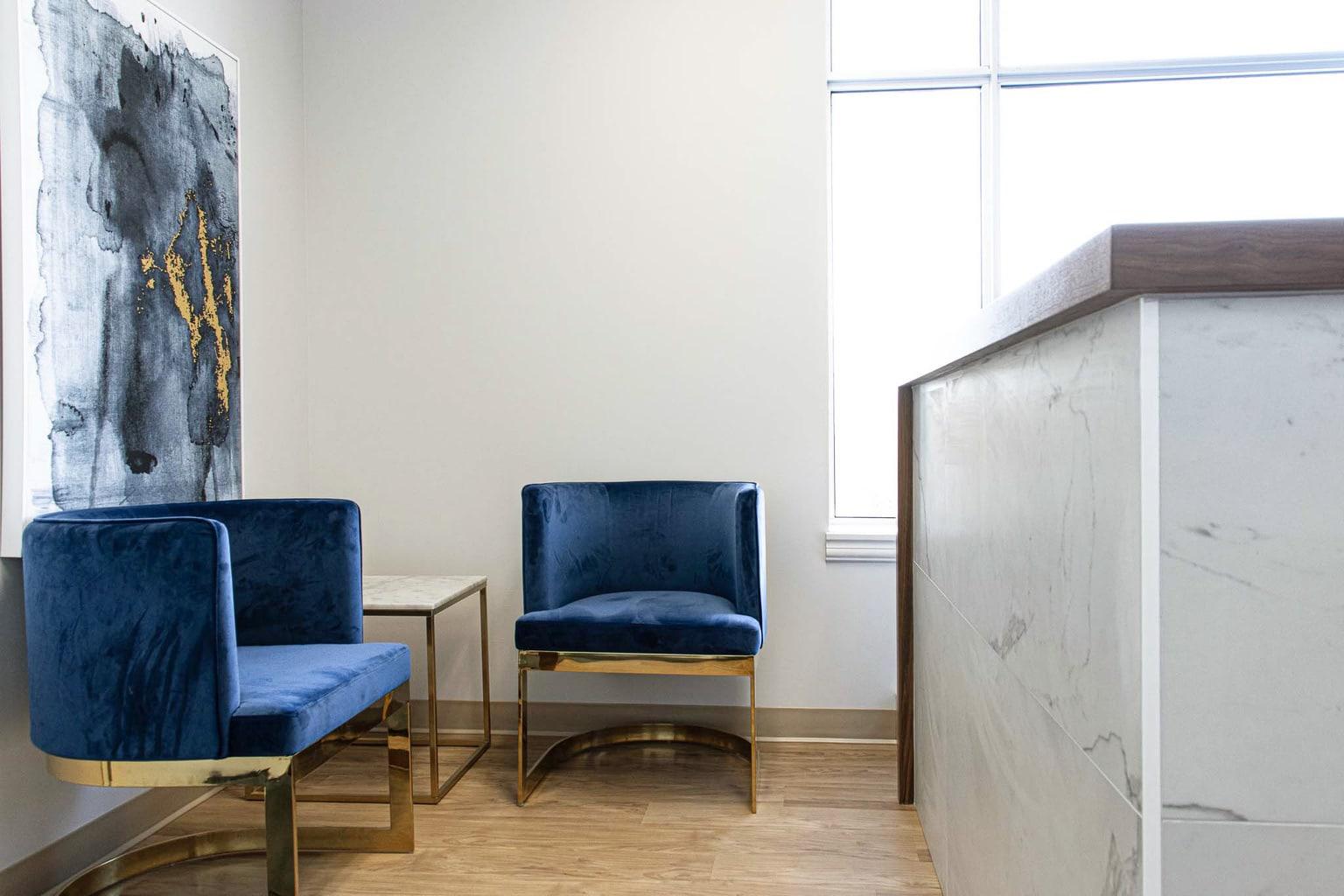 reception bureau lemmel avocate